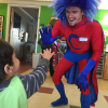 Baylor University Alumni Help Turn Hospitalized Children into Superheroes