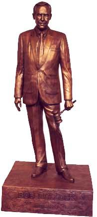 Bullock Statue