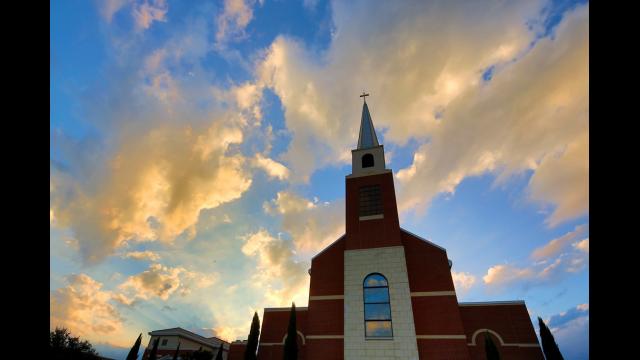 Truett Seminary Spire
