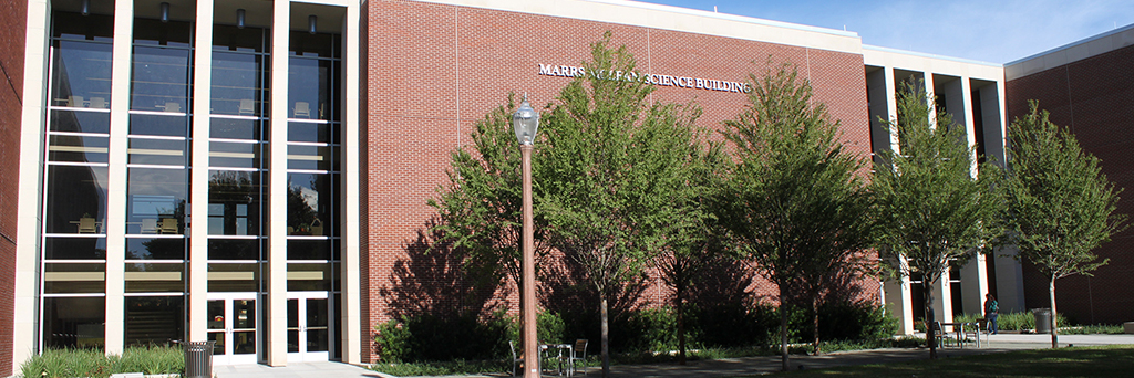 Marrs McLean Science Building