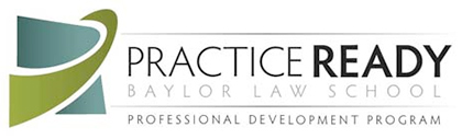 Practice Ready Baylor Law School Logo
