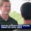 Baylor ECS Students Serve IFL Family