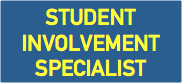 Button - Student Involvement Specialist