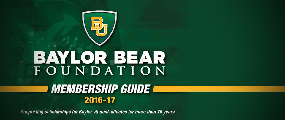 2016-17 Membership Guide