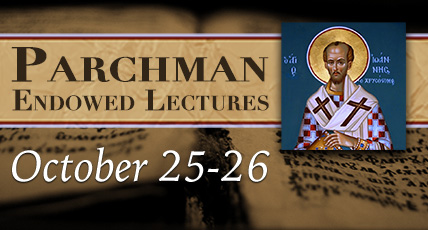 2016 Parchman Endowed Lectures