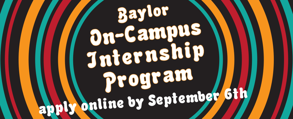 On-Campus<br> Internship Program