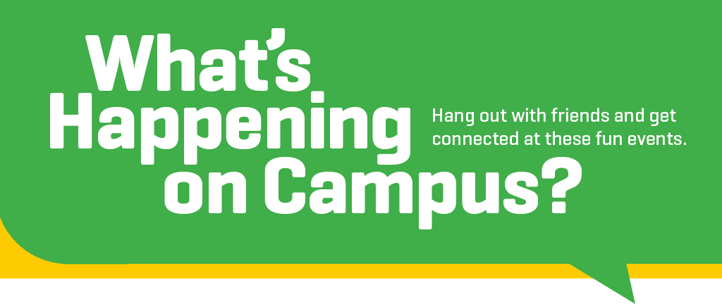 What's happening on campus: The upcoming week of featured Baylor events