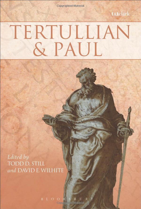 tertullian and his use of words Tertullian on military service & weapons prayer as opposed to against the soldiers with his blade tertullian never gives this explanation for.