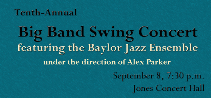 Banner_Big Band Swing Concert 2016