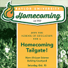 Register for the Homecoming Tailgate!