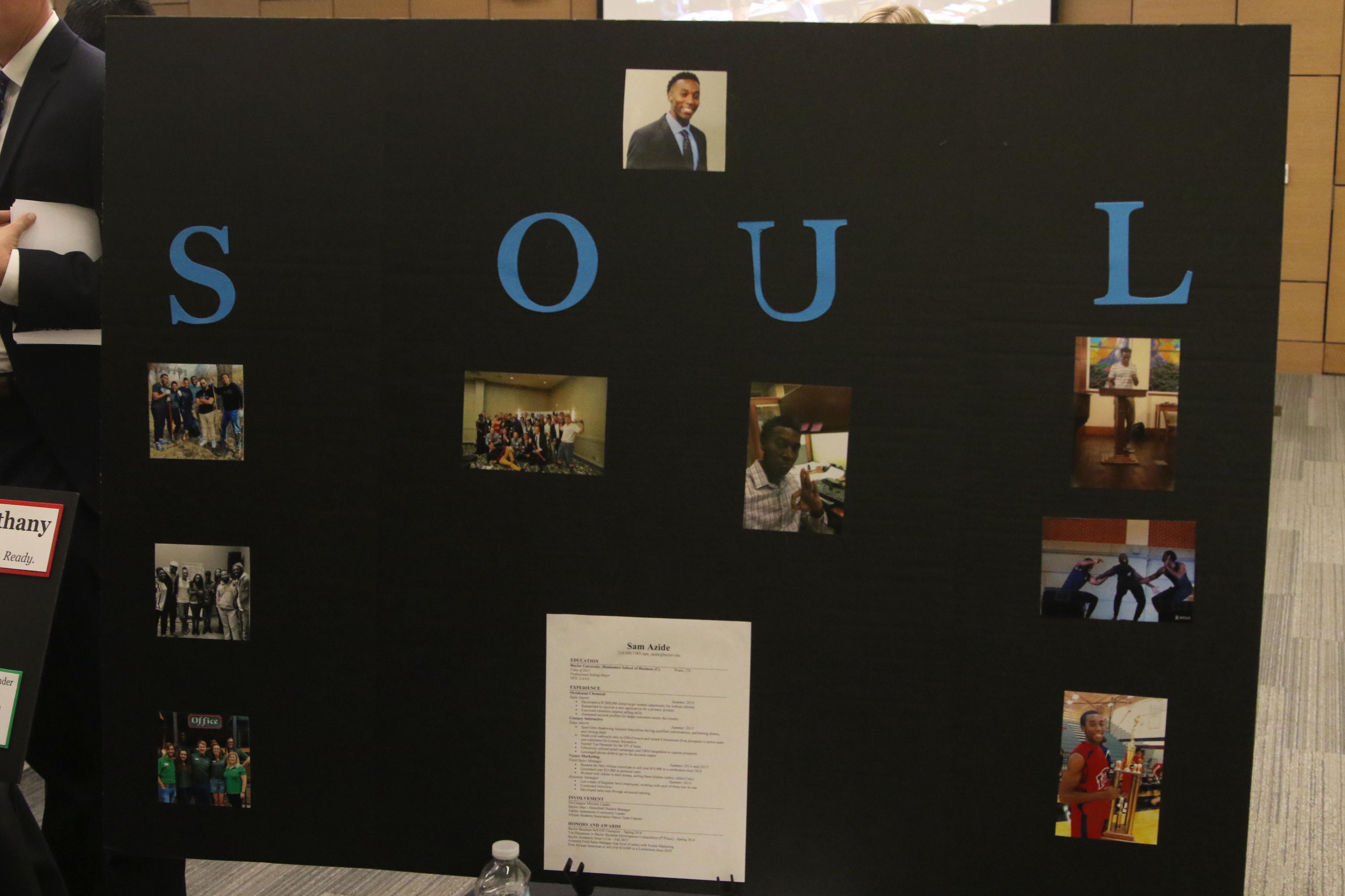 Student Showcase - Sam Azide | Center for Professional
