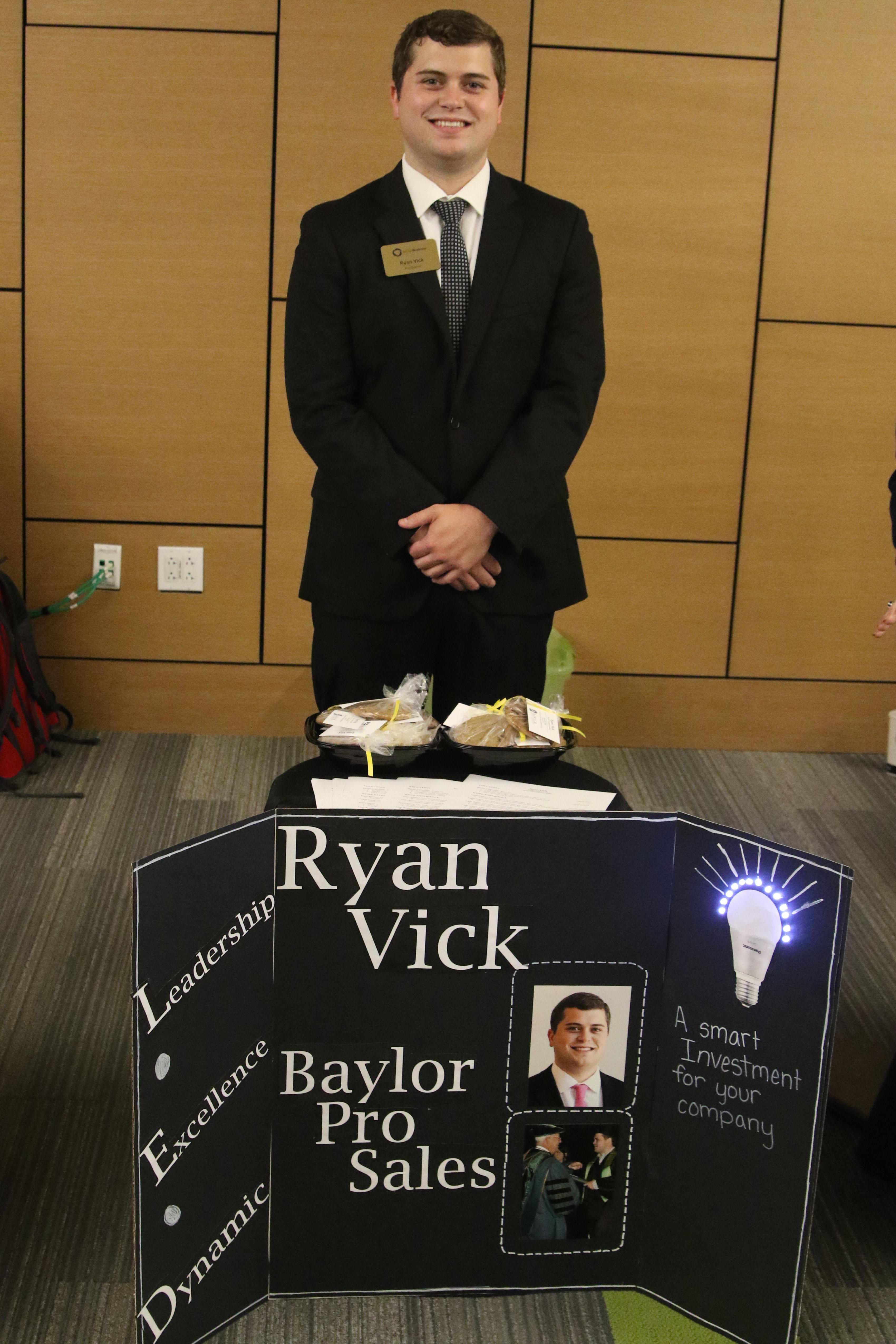 Student Showcase - Ryan Vick | Center for Professional