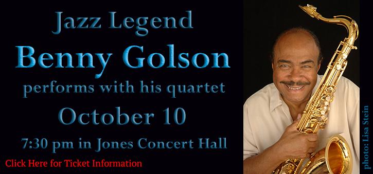Banner_Benny Golson