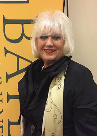 Headshot of Dr. Kathy Stepp Tinius