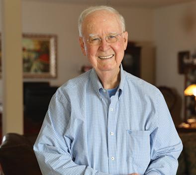 Headshot of Winner of Alumnus of the Year: Tom Rosenbaum