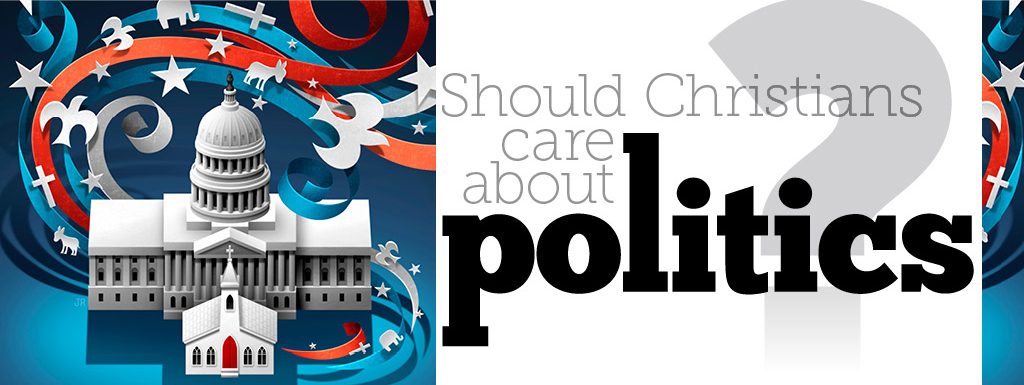 Baylor Magazine Article Title: Should Christians be involved in Politics?