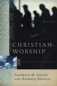Book Cover of Christian Worship