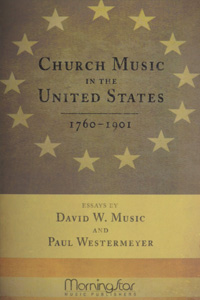 Book Cover of Church Music in the United States