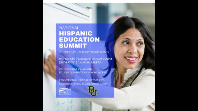 Hispanic Education Summit 2
