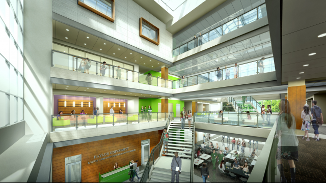 Baylor Regents Announce Significant Gift from Drayton McLane Jr. for Nursing School Academic Building Renovation; Discuss Openness and Accountability
