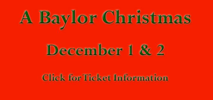 Banner_A Baylor Christmas