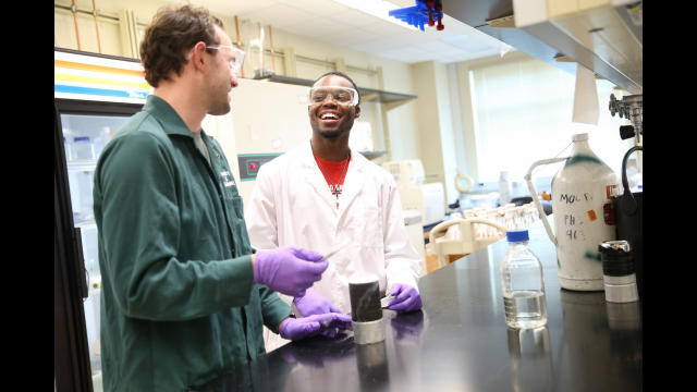 Baylor University To Offer New Interdisciplinary Major Emphasizing Scientific Research