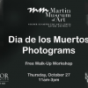 Martin Museum of Art to Host Dia de los Muertos Photogram