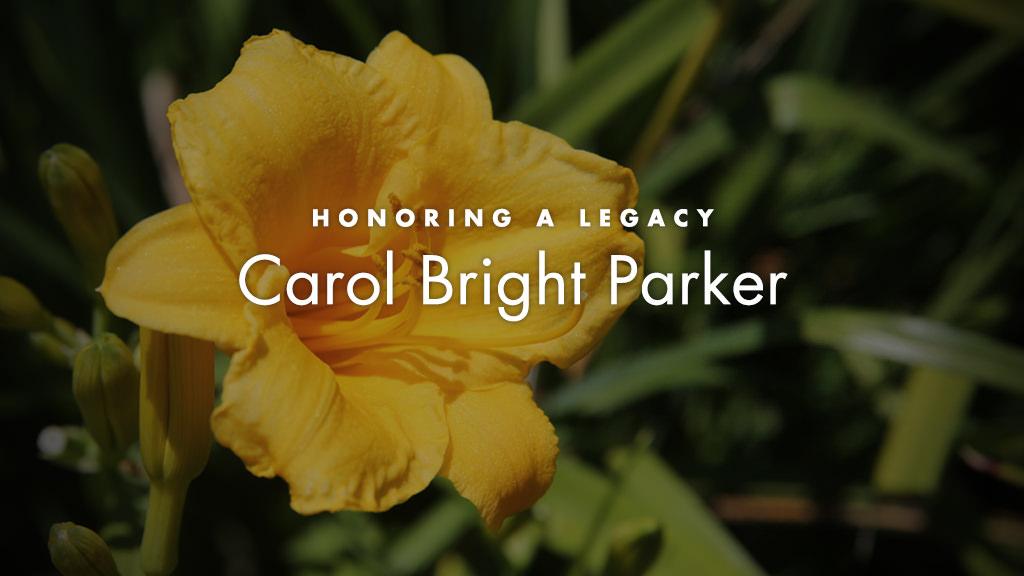 Carol Bright Parker