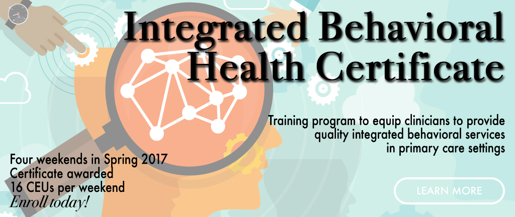 Integrated Behavioral Health Homepage Slide