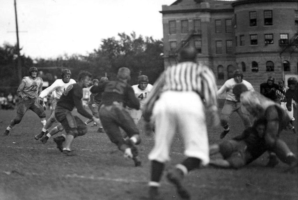 BU-TCU Historic Image