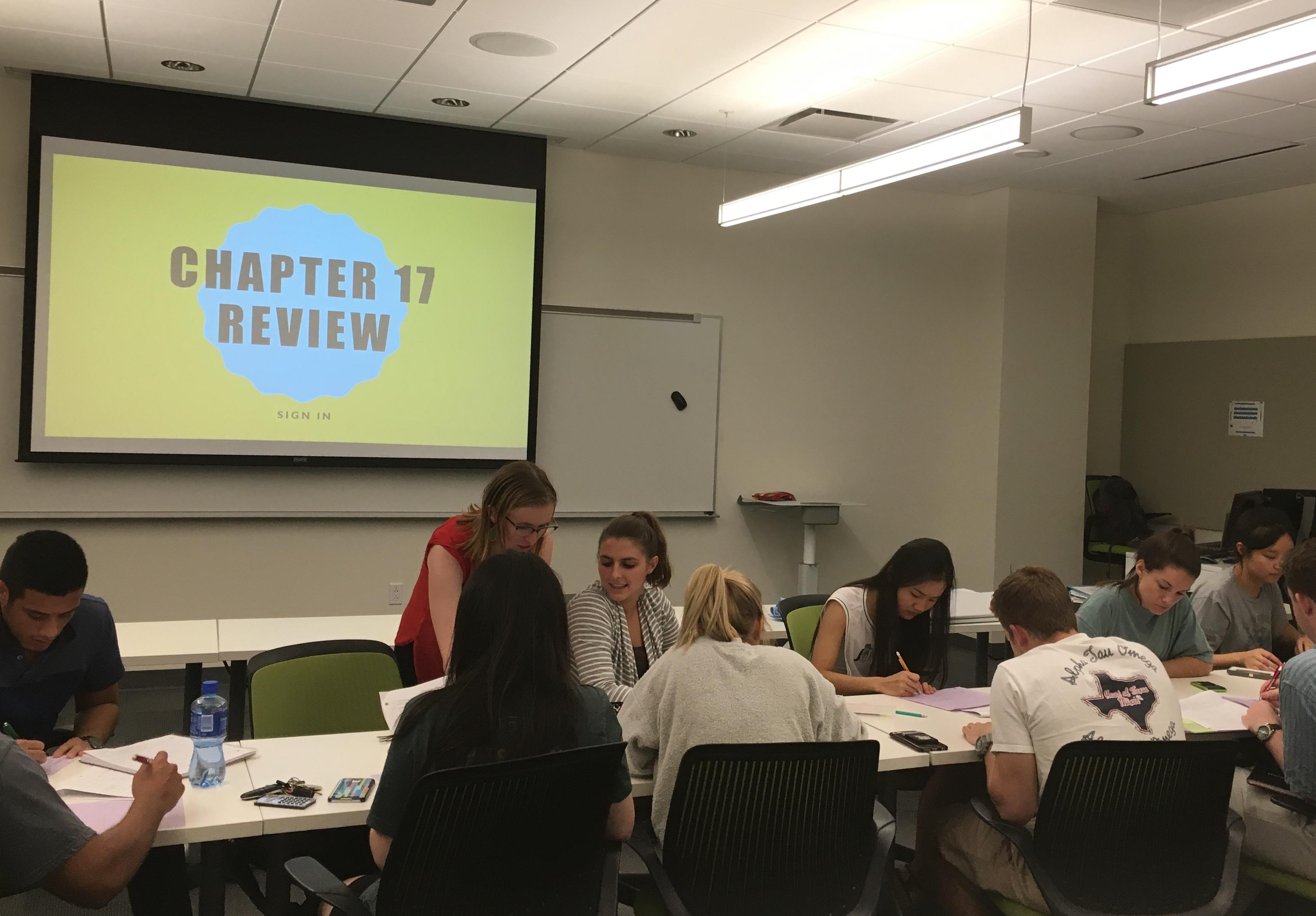 Supplemental Instruction | Academic Support Programs | Baylor University