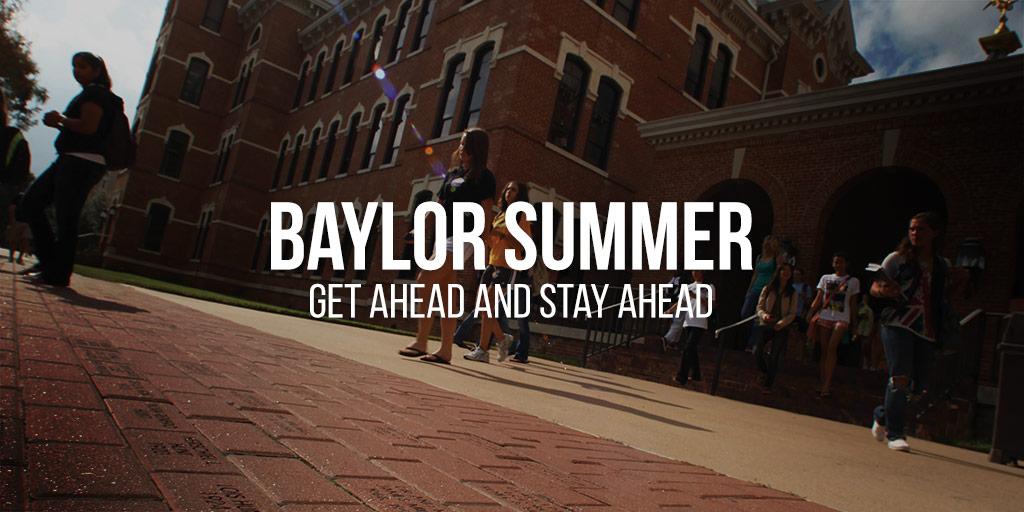 Baylor Summer