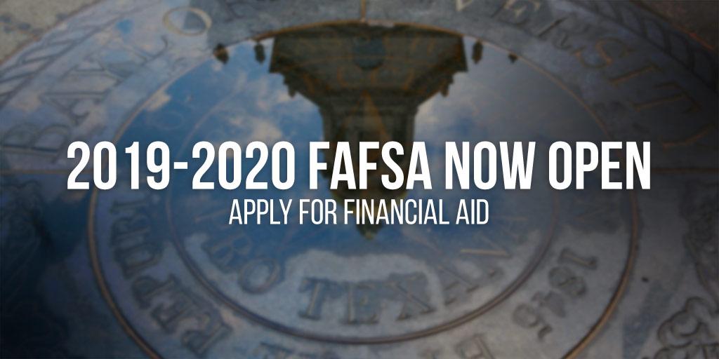 FAFSA Open