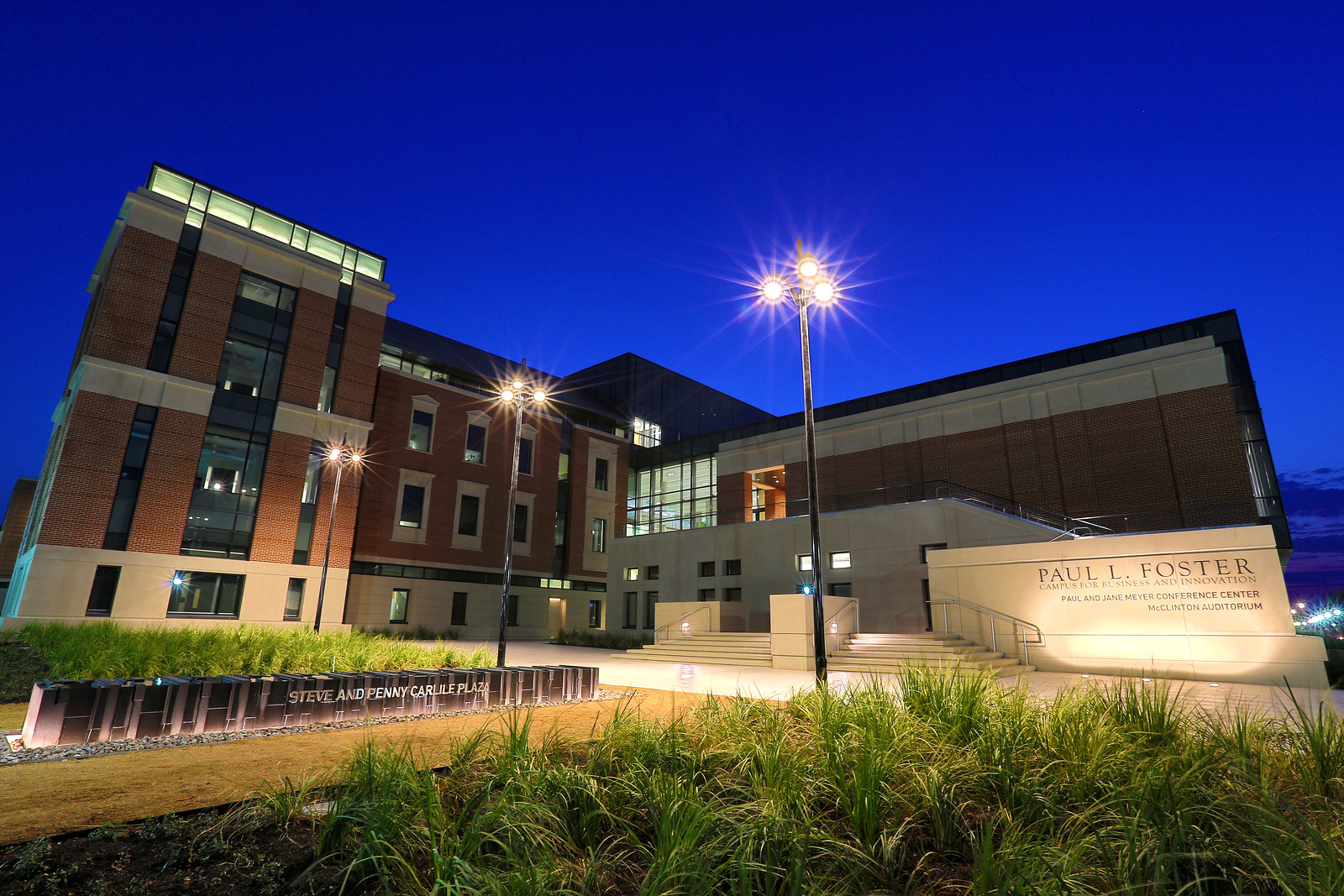 Baylor University Ranked as Top Five School for