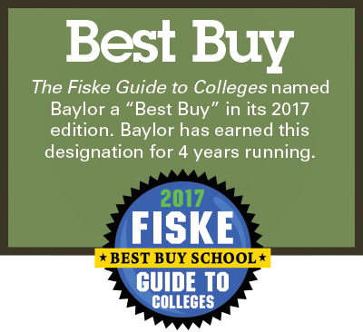 Baylor is a Best Buy!