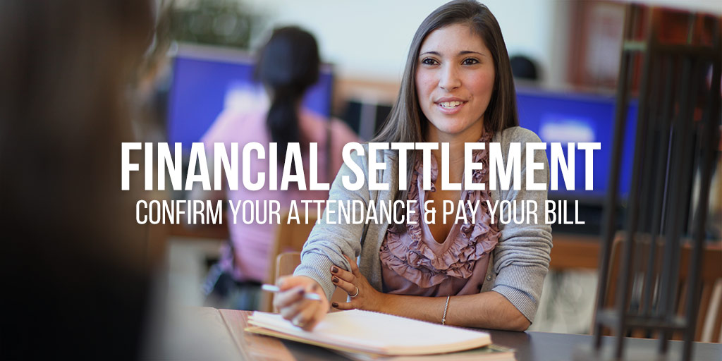 Financial Settlement
