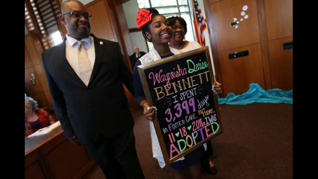 Baylor Law School Helps Bring 41 Children into Forever Homes in Annual Adoption Day