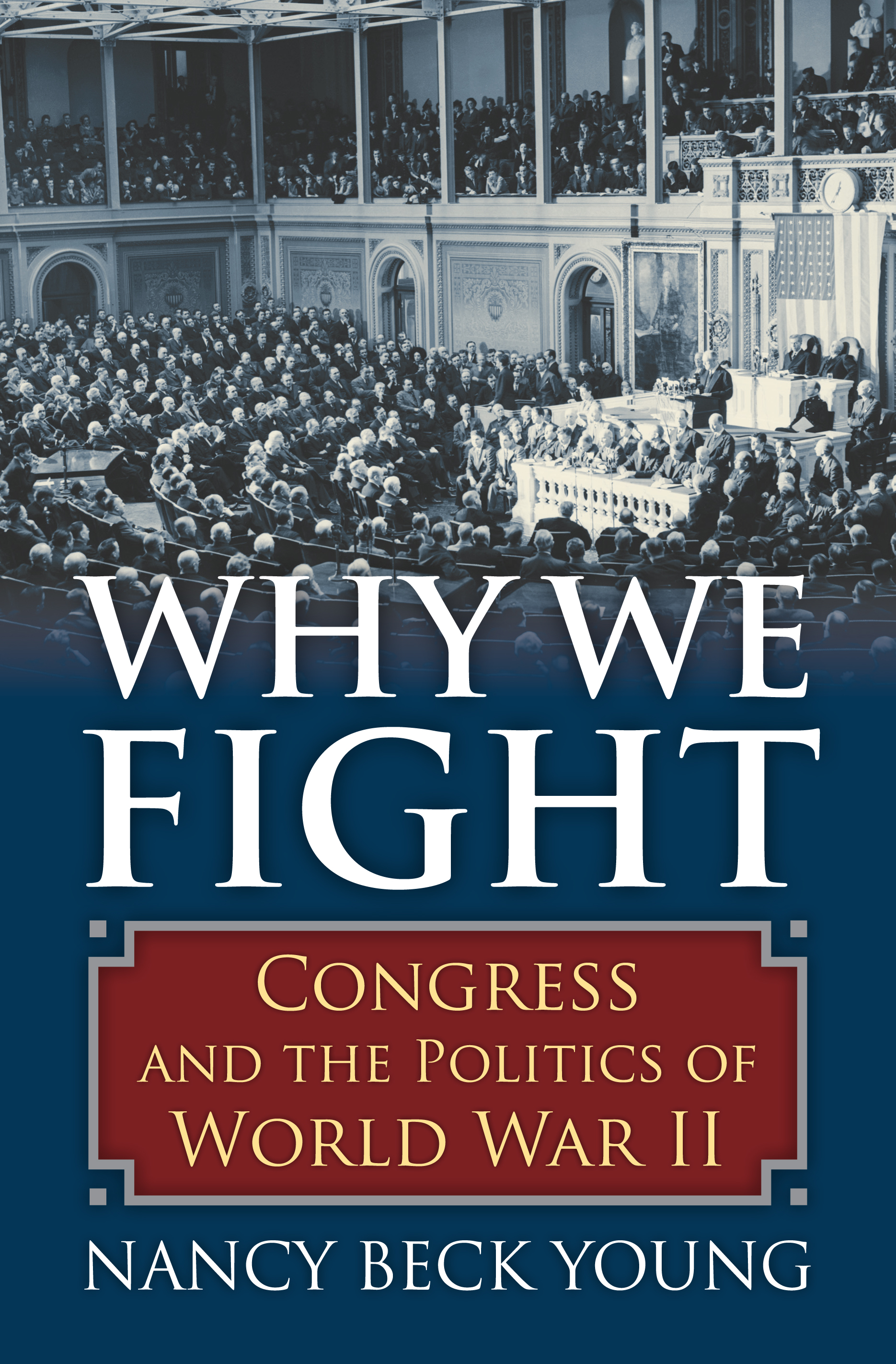 Book Cover of Why We Fight