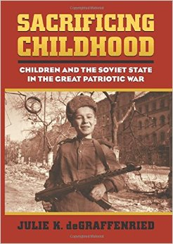 Book Cover of Sacrificing Childhood