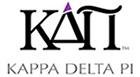 Kappa Delta Pi national logo