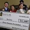 Local nonprofits benefit from Baylor philanthropy course