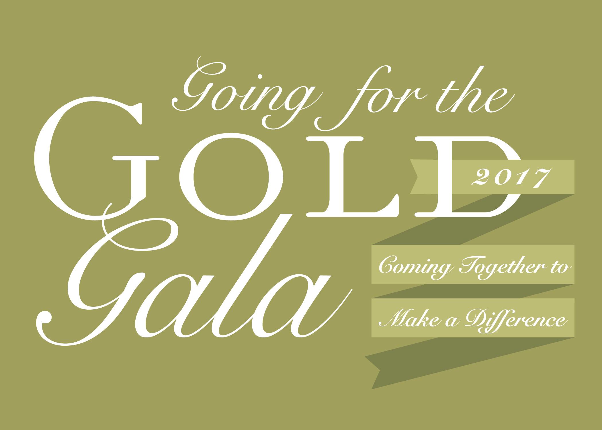 Gala logo 2017 - gold