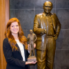 Elizabeth Sanford Is Baylor Law School's Fall 2016 'Mad Dog' Champion