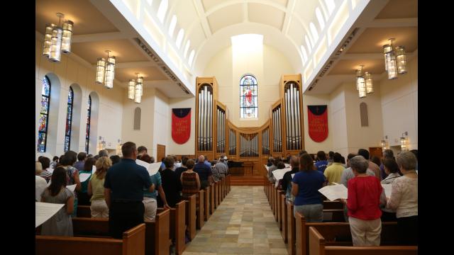 Full-Size Image: Paul W. Powell Chapel