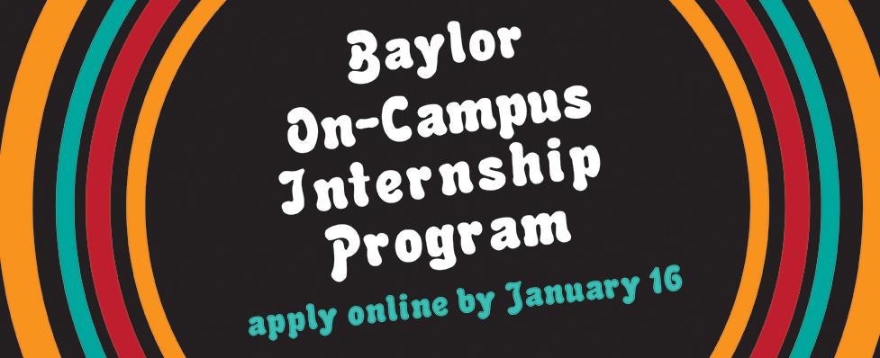 On-Campus<br> Internship Program