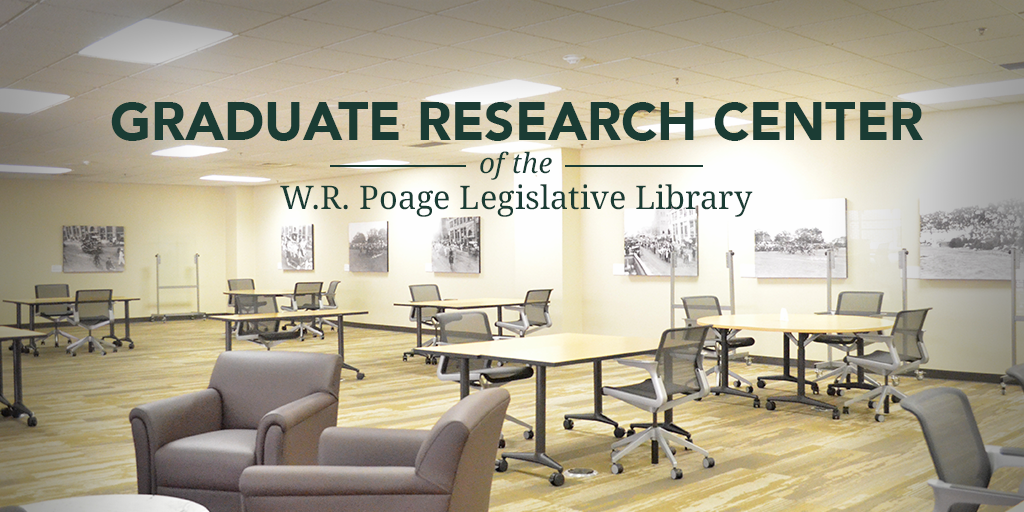 Graduate Research Center Opening Monday