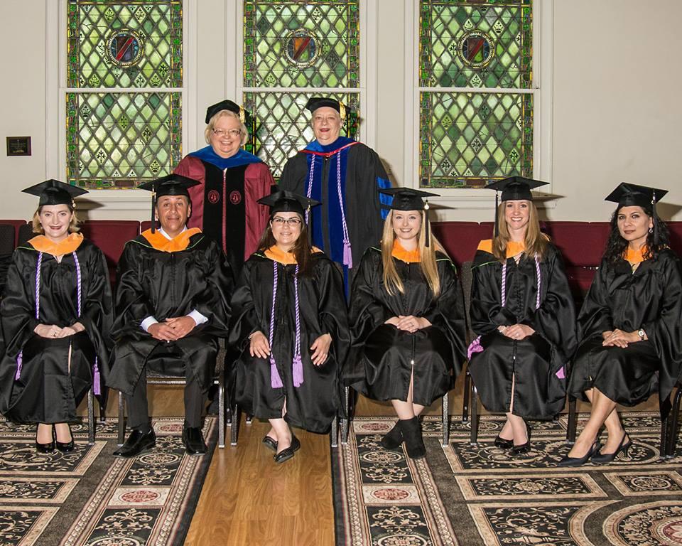 MSN grad photo from 2016