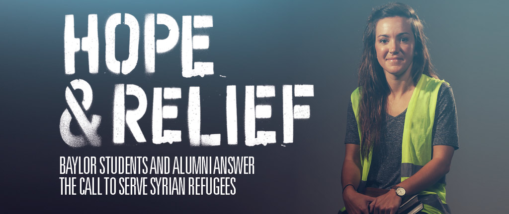 Hope and Relief