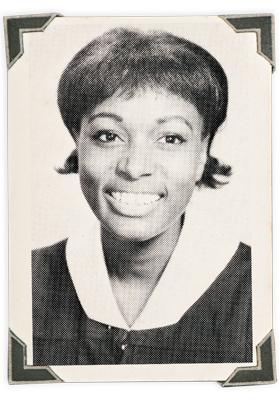 Barbara Walker, <i>Roundup</i> photo 1967