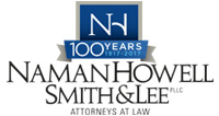 Naman Howell Smith and Lee Logo
